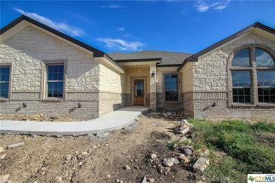 Bell County Single Family Home For Sale: 8310 Tesoro Drive