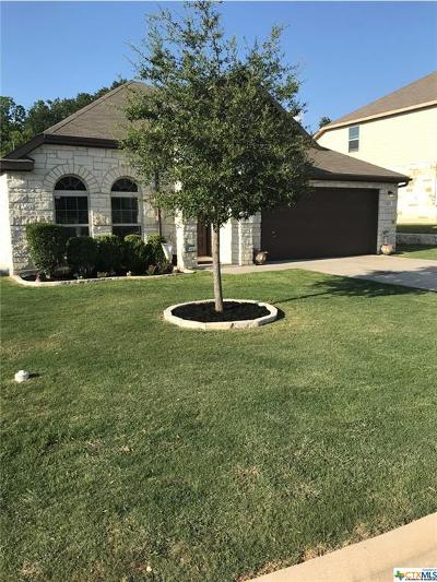 Temple Single Family Home For Sale: 4212 Brookhaven