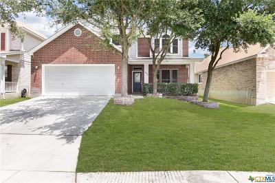 San Antonio Single Family Home For Sale: 22918 Cardigan Chase