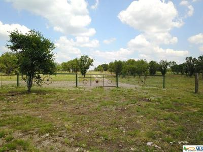 Burnet County Residential Lots & Land For Sale: Fm 2657