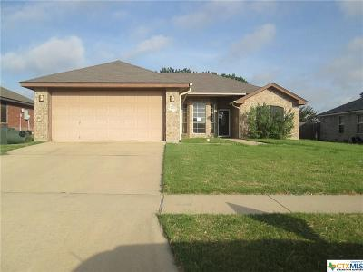 Killeen Single Family Home For Sale: 4201 Esta Lee