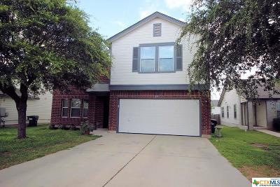 San Marcos Single Family Home For Sale: 211 Valero