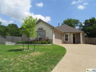 Temple Single Family Home For Sale: 602 Park Place Lane