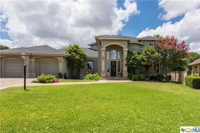 New Braunfels Single Family Home For Sale: 2807 Meadow Breeze