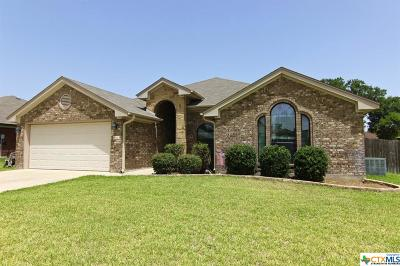 Killeen Single Family Home For Sale: 6301 Flat Slate