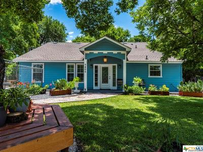 Austin Single Family Home For Sale: 5405 Manor