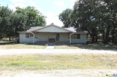 Killeen Single Family Home For Sale: 225 Brenda