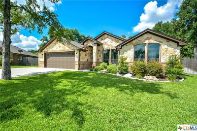 Belton Single Family Home For Sale: 2011 Silver Spur