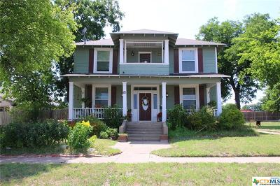 Temple Single Family Home For Sale: 8 N 9th Street