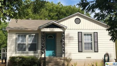Temple Single Family Home For Sale: 1501 S 33rd Street