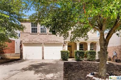 San Antonio Single Family Home For Sale: 3834 Bennington Way