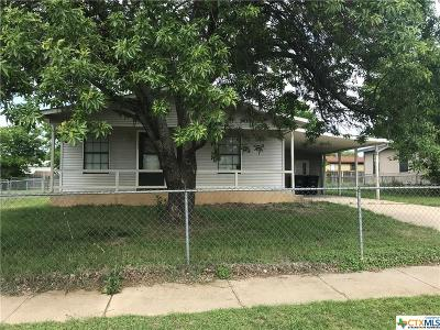 Killeen Single Family Home For Sale: 3111 Jason Cove