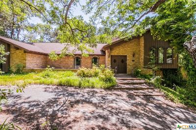 Temple Single Family Home For Sale: 7108 Boutwell