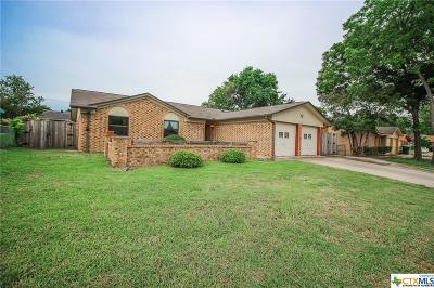 Killeen Single Family Home For Sale: 1518 McCarthy Avenue