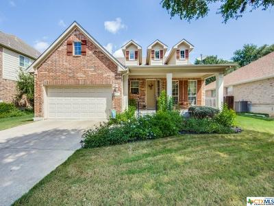 Schertz Single Family Home For Sale: 517 Woodland Oaks Drive
