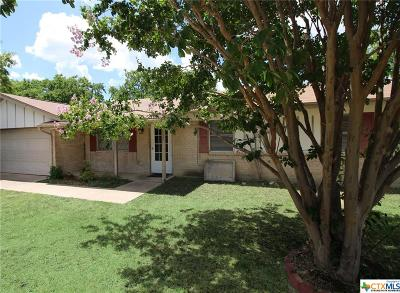 Copperas Cove Single Family Home For Sale: 619 N 23rd Street