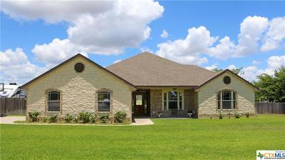 Copperas Cove TX Single Family Home For Sale: $266,000