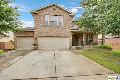 New Braunfels TX Single Family Home For Sale: $318,000