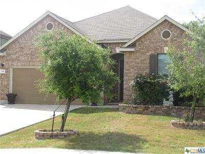 New Braunfels Single Family Home For Sale: 318 Flat Land