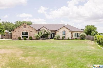 Belton Single Family Home For Sale: 815 Butterfield Court