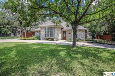 Belton Single Family Home For Sale: 125 Northcliffe