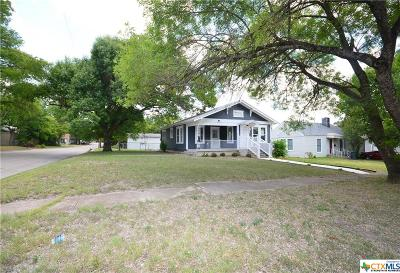 Temple Single Family Home For Sale: 902 N 4th Street