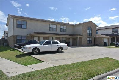 Killeen TX Single Family Home For Sale: $175,900