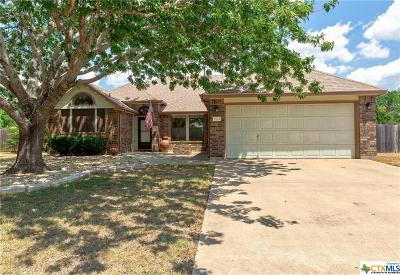 Harker Heights Single Family Home For Sale: 2101 Shawnee