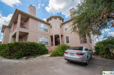 Canyon Lake Condo/Townhouse For Sale: 2305 Connie #103