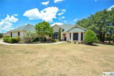 Belton Single Family Home For Sale: 6901 Windy Oaks