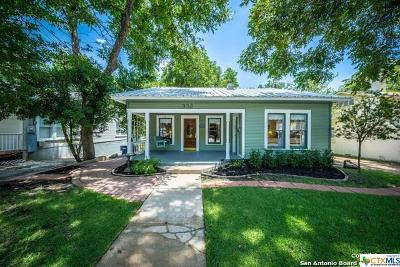 New Braunfels Single Family Home For Sale: 332 Napoleon Street