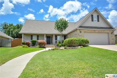 Belton Single Family Home For Sale: 2701 Amber Forest Trail