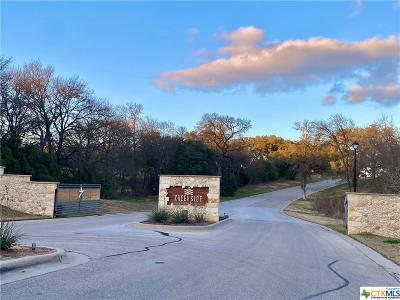 Belton Residential Lots & Land For Sale: 607 Creekside