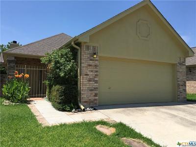 Killeen Single Family Home For Sale: 810 Tortuga Drive