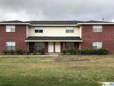 Killeen TX Single Family Home For Sale: $200,000