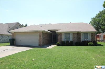 Killeen TX Single Family Home For Sale: $94,900