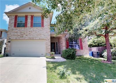 New Braunfels Single Family Home For Sale: 2673 Dove Crossing