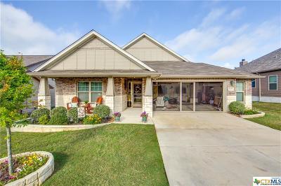 Schertz Single Family Home For Sale: 5495 Devonwood