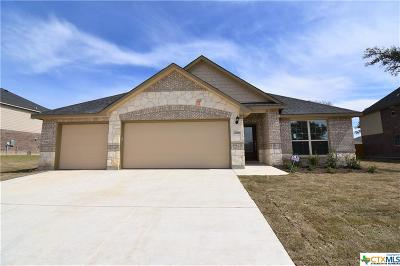 Killeen Single Family Home For Sale: 7700 Melanite
