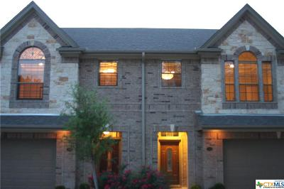 Belton Condo/Townhouse For Sale: 3107 Sabine
