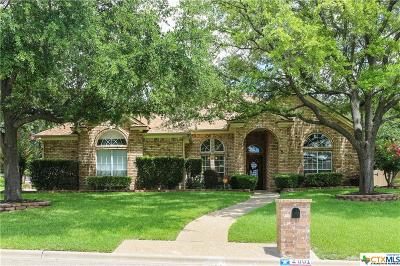 Harker Heights Single Family Home For Sale: 2001 Caribou Trail