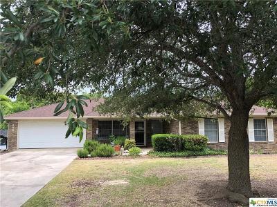 Killeen TX Single Family Home For Sale: $159,900