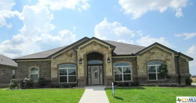 Killeen TX Single Family Home For Sale: $310,000