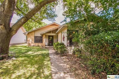 Salado Single Family Home For Sale: 1717 Old Mill Rd