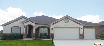 Killeen Single Family Home For Sale: 5004 Andreana