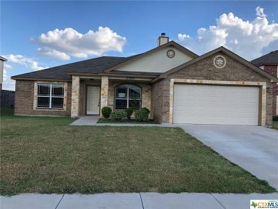 Killeen Single Family Home For Sale: 2202 Bald Eagle Court