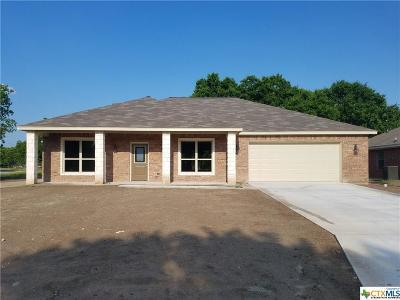 Belton TX Single Family Home For Sale: $183,500