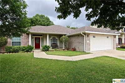 Temple Single Family Home For Sale: 309 Sundance Drive