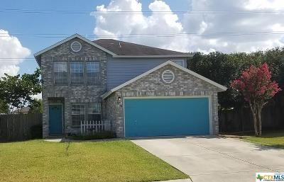 New Braunfels Single Family Home For Sale: 1090 Stone Branch