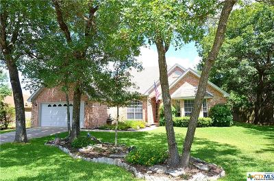 Belton Single Family Home For Sale: 5898 Denmans Loop